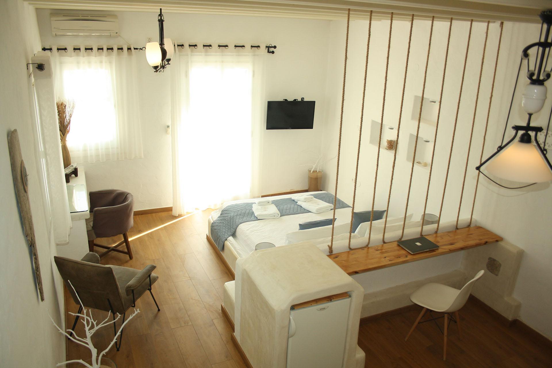 Πολυτελές Δωμάτιο Καστελάνο