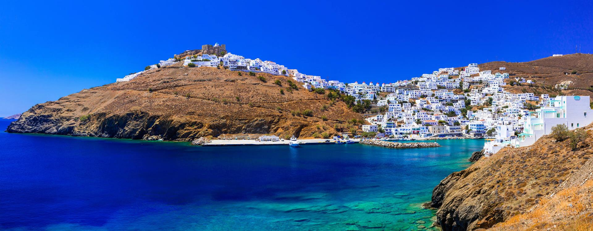 Enjoy Astypalaia in MAY